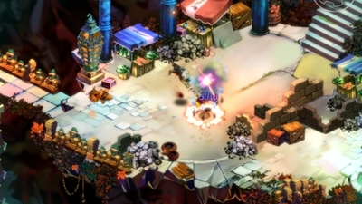 Bastion Screenshot - Bastion