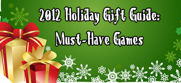 Holiday Gift Guide 2012 Screenshot - holiday gift guide must-have games main