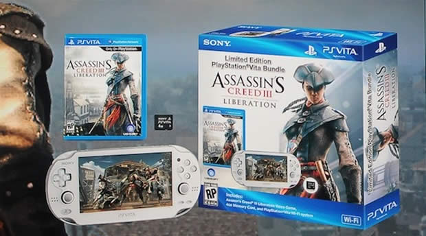 vita ac3 liberation bundle