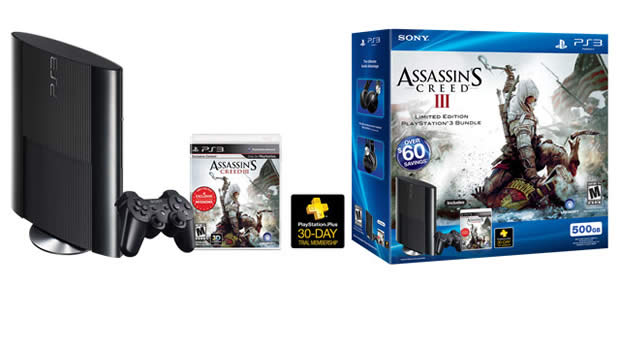 ps3 500gb ac3 bundle