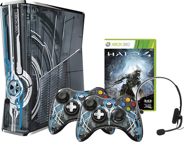 halo 4 xbox 360 bundle