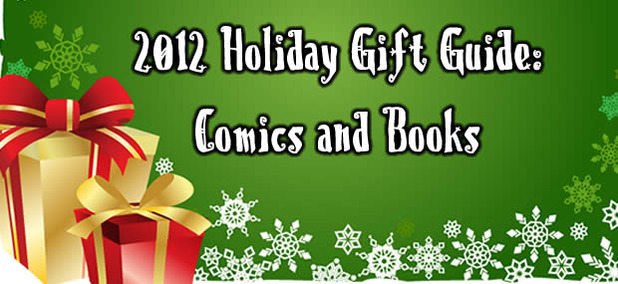 holiday gift guide comics and books main