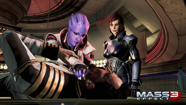 Mass Effect 3 Screenshot - Mass Effect 3 Omega