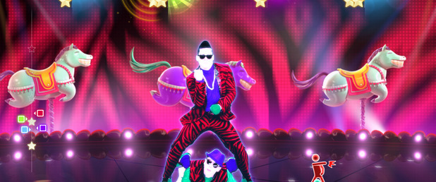 Just Dance 4 - Feature