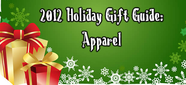 holiday gift guide 2012 apparel main image