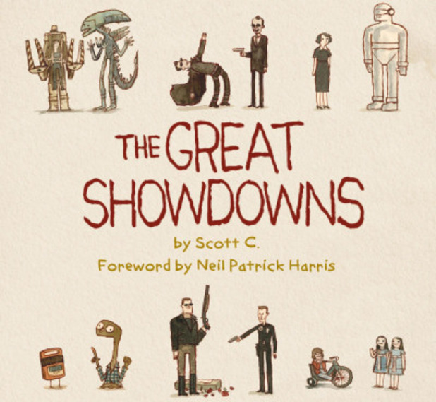 The Great Showdowns book