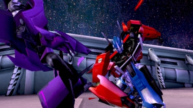 Transformers Prime The Game - Wii - 1