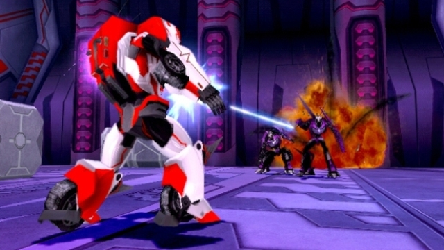 Transformers Prime The Game - Wii - 2
