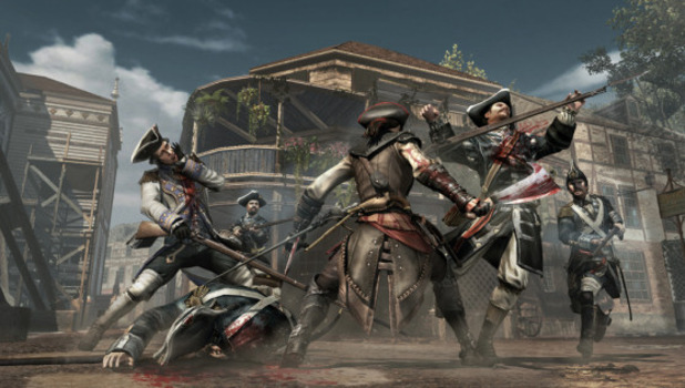 Assassin's Creed III: Liberation Screenshot - Assassin's Creed 3: Liberation