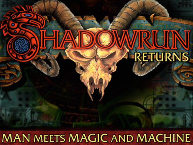 Screenshot - Shadowrun Returns