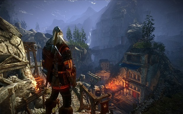 The Witcher 2: Assassins of Kings Enhanced Edition Screenshot - The Witcher 2: Assassins of Kings: Enhanced Edition