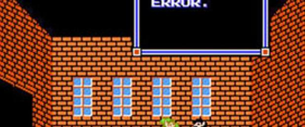 Zelda II - The Adventure of Link - Feature