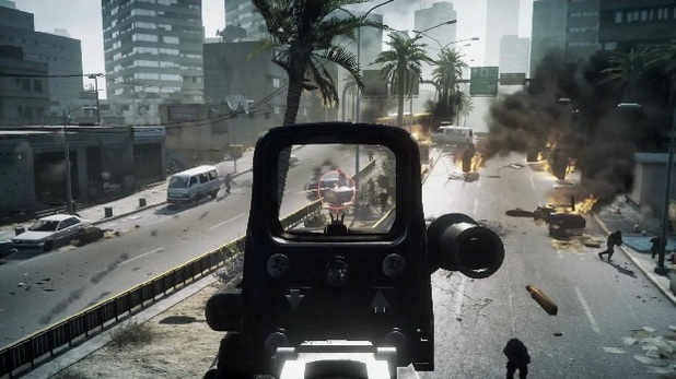 Battlefield 3 Screenshot - 1129141