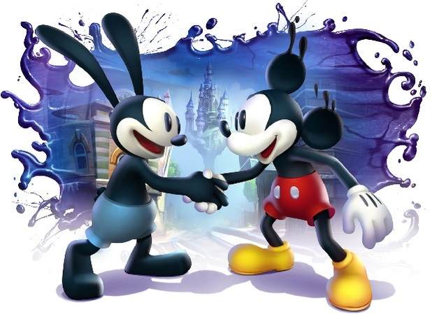 Disney Epic Mickey 2: The Power of Two Screenshot - 1129157