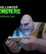 Hollywood Monsters Boxart