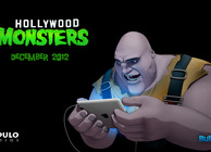 Hollywood Monsters Image