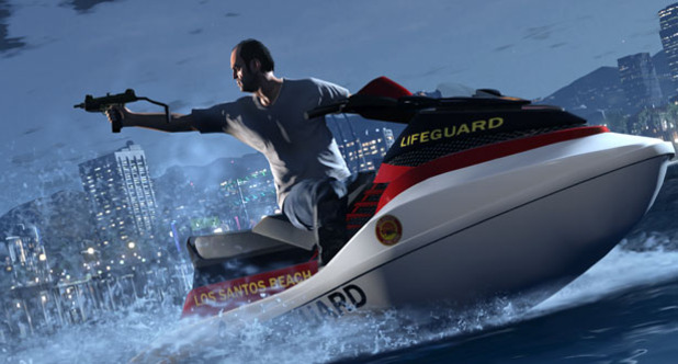 Grand Theft Auto V Screenshot - Grand Theft Auto 5