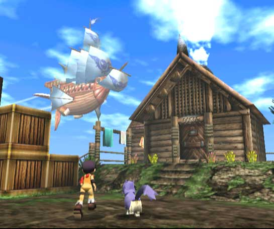Skies of Arcadia Dreamcast