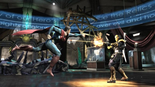 Injustice: Gods Among Us - Superman