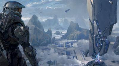 Halo 4 interview concept artist