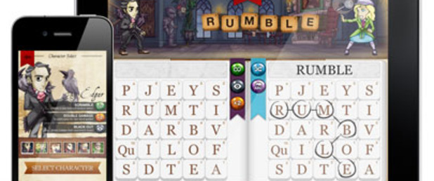 Writer Rumble - Feature