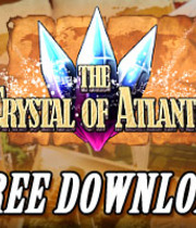 The Crystals of Atlantis Boxart