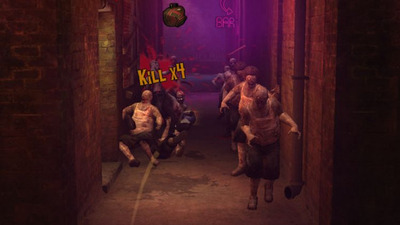Resident Evil: Operation Raccoon City Screenshot - The Bowling Dead