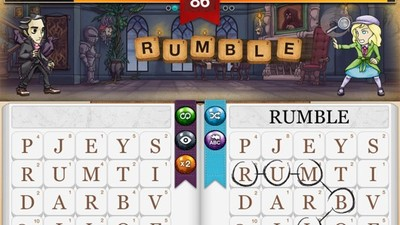 Writer Rumble Screenshot - Writer Rumble