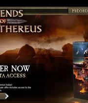 Legends of Aethereus Boxart