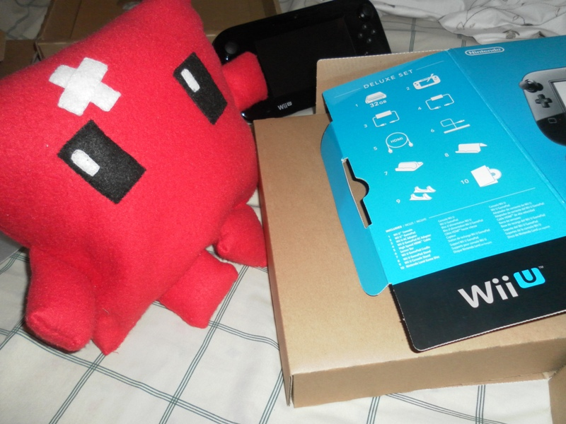 Wii U Unboxing - 10