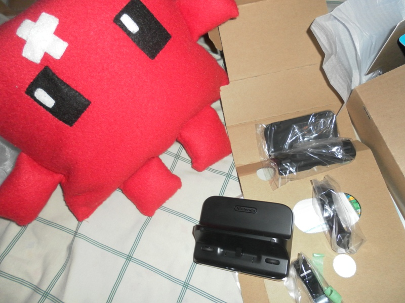 Wii U Unboxing - 11
