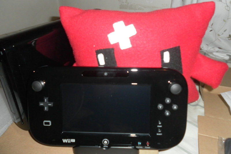 Wii U Unboxing - 12