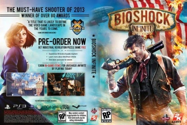 Bioshock Infinite Screenshot - 1130269
