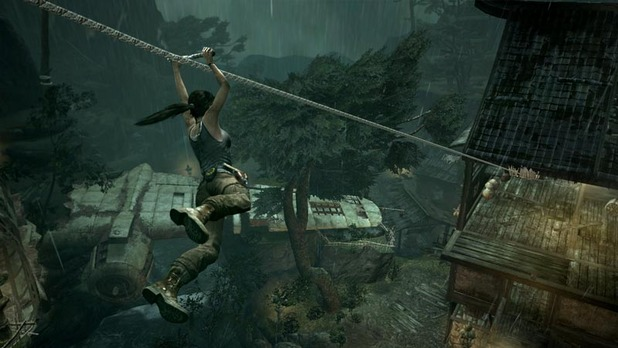 Tomb Raider Screenshot - 1130287