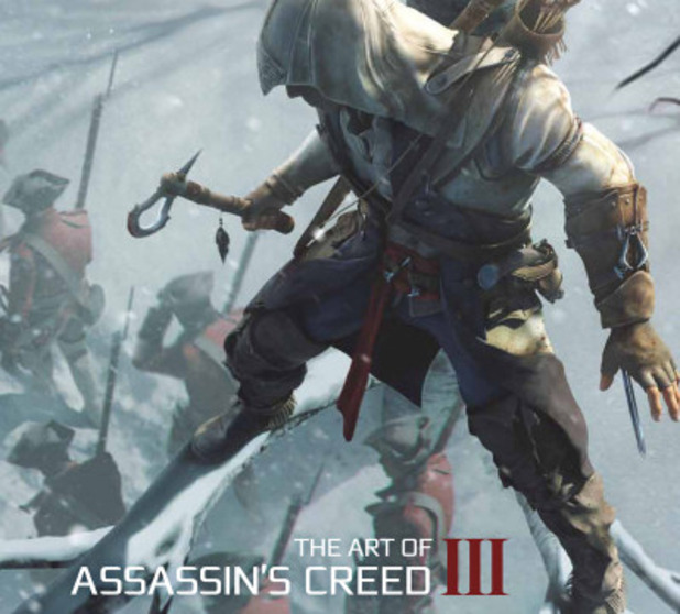 Assassin's Creed 3 Screenshot - Assassin's Creed 3 cover partial