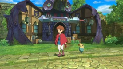 Ni No Kuni: Wrath of the White Witch Screenshot - 1130307