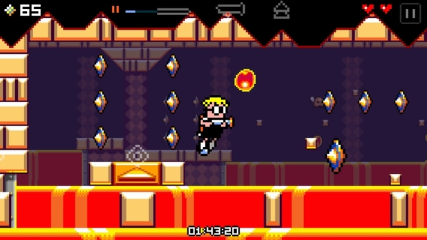 Mutant Mudds Screenshot - 1130310