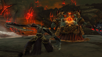 Darksiders II Screenshot - Darksiders 2 Belial