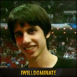 League of Legends IWillDOminate