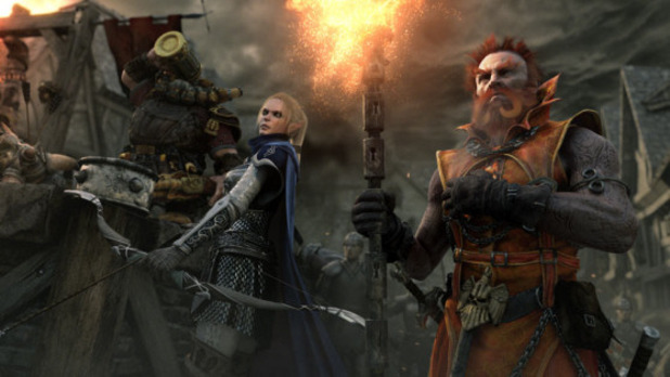 Warhammer Online: Age of Reckoning Screenshot - Warhammer Online