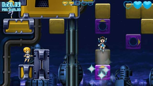 Mighty Switch Force Hyper Drive Edition - Wii U - 