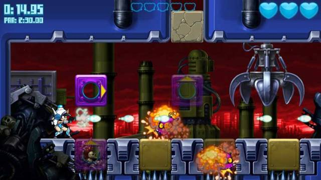Mighty Switch Force Hyper Drive Edition - Wii U - 2