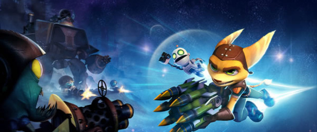 Ratchet & Clank: Full Frontal Assault - Feature