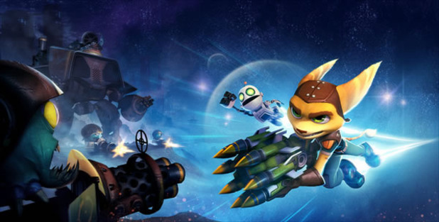 Ratchet & Clank: Full Frontal Assault Screenshot - 1130608