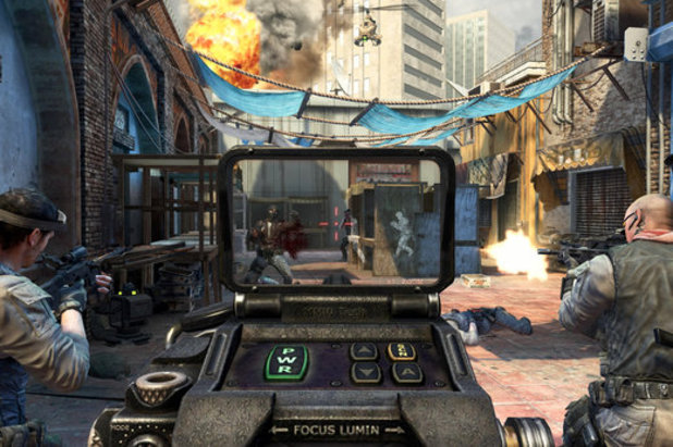 Call of Duty: Black Ops 2 Screenshot - hardcore black ops 2