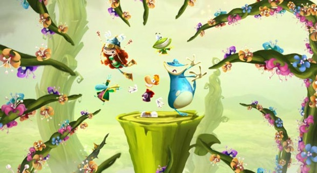 Rayman Legends Screenshot - 1130638