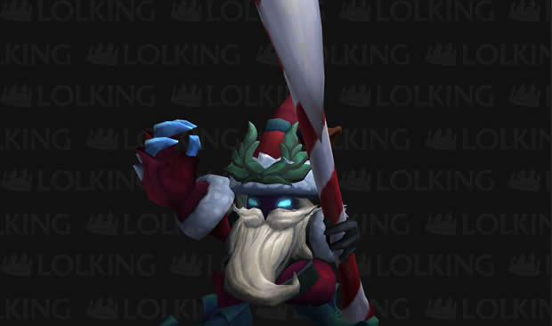 Bad Santa Veigar