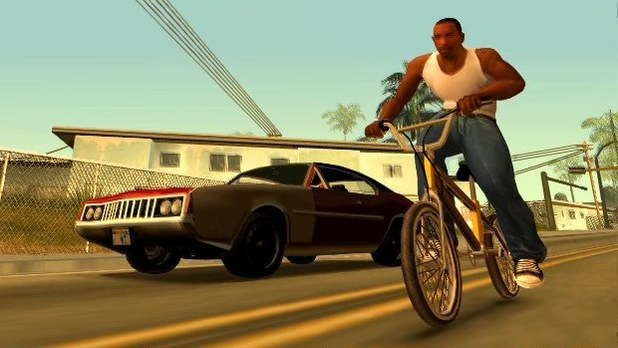 Grand Theft Auto: San Andreas Screenshot - 1130768