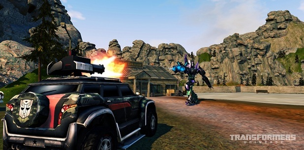 Transformers Universe Screenshot - transformers universe
