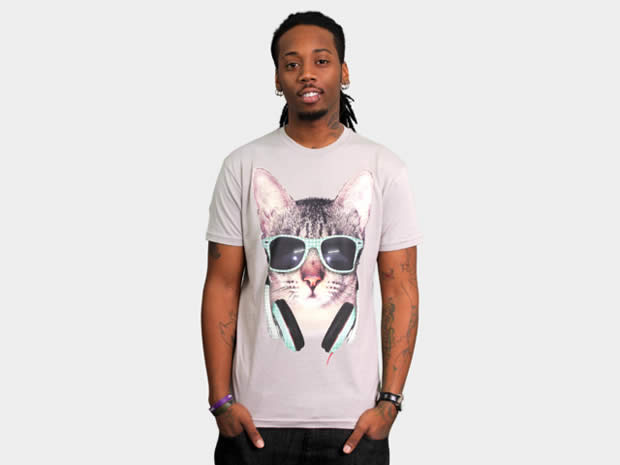 cool cat shirt